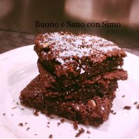 Brownies Veg cremosi