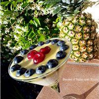 Budino Caraibico Cocco Ananas e grano saraceno