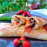 Crêpes salate di Grano Saraceno