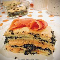 Lasagna di polenta