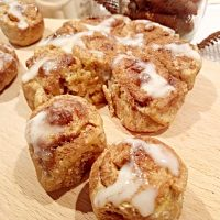 Cinnamon rolls fit