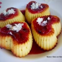 Muffins di ricotta