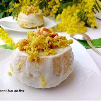 Torta mimosa Healthy