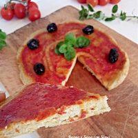 Pizza di platano