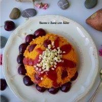 Torta di ciliegie light
