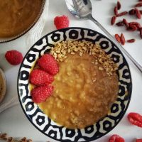 Porridge Overnight