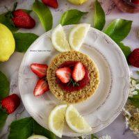 Torta Fit di Quinoa