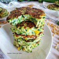 Frittelle Light di Zucchine