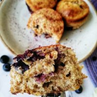 Muffins Integrali senza burro