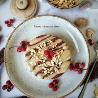 Cheesecake senza latticini di Anacardi al Cacao