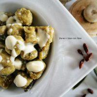 Gnocchi di Cavolo Broccolo