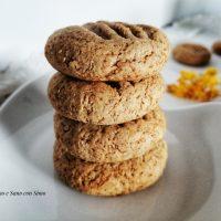 Biscotti al Burro di Arachidi senza Glutine