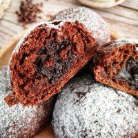 Bombette al Cacao Vegane