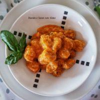 Gnocchi di Patate ai peperoni