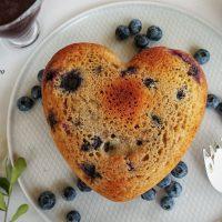 Torta senza Glutine ai mirtilli